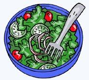Salad clipart Graphics and Salad Photos