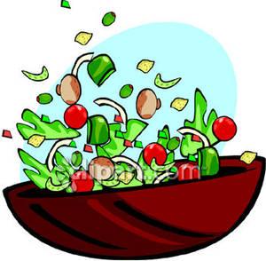 Salad clipart Free Panda Art Images Free
