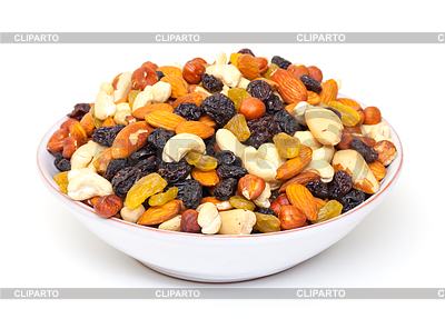 Salad clipart mixture  and bowl Photo stock