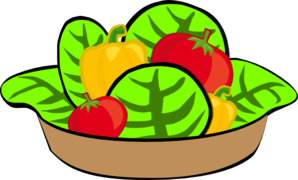 Salad clipart mixture While still fresh  LIGHTWEIGHT