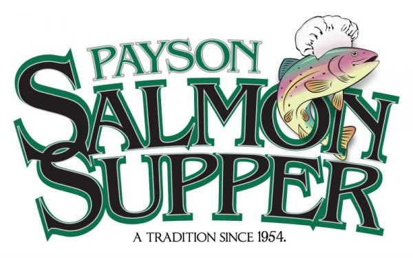 Salmon clipart supper #15