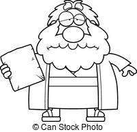 Pickle clipart sad Cartoon  A Moses