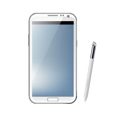 Samsung clipart Clipart Samsung Note2 Touch &