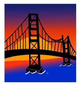 San Francisco clipart Francisco Francisco Clipart Art Download