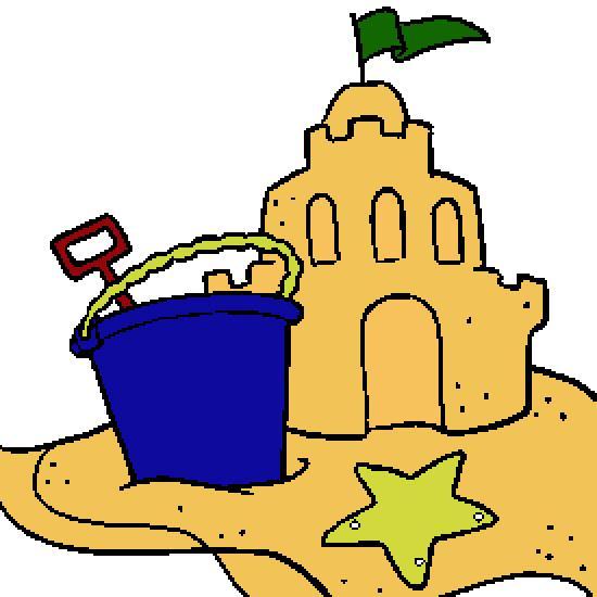 Sand Castle clipart Art castle art castle Sand