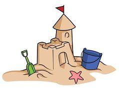 Sand Castle clipart Zone Cliparts Sand Castle Castle