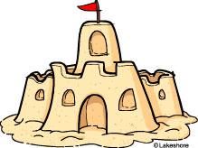 Sand Castle clipart Images Free Clipart Sandcastle Panda