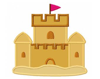 Sand Castle clipart beach toy #7