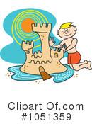 Sand Castle clipart moat #13
