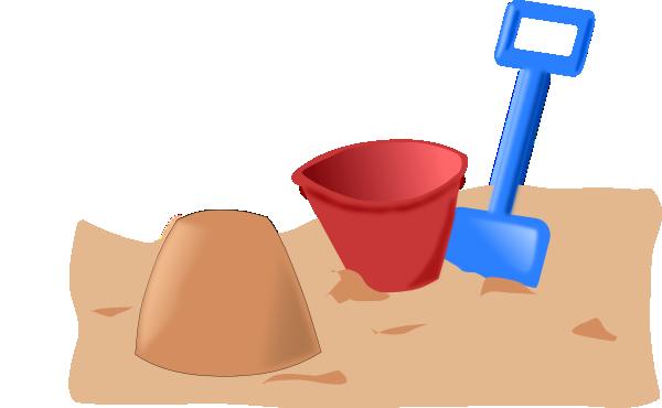 Sand clipart #1