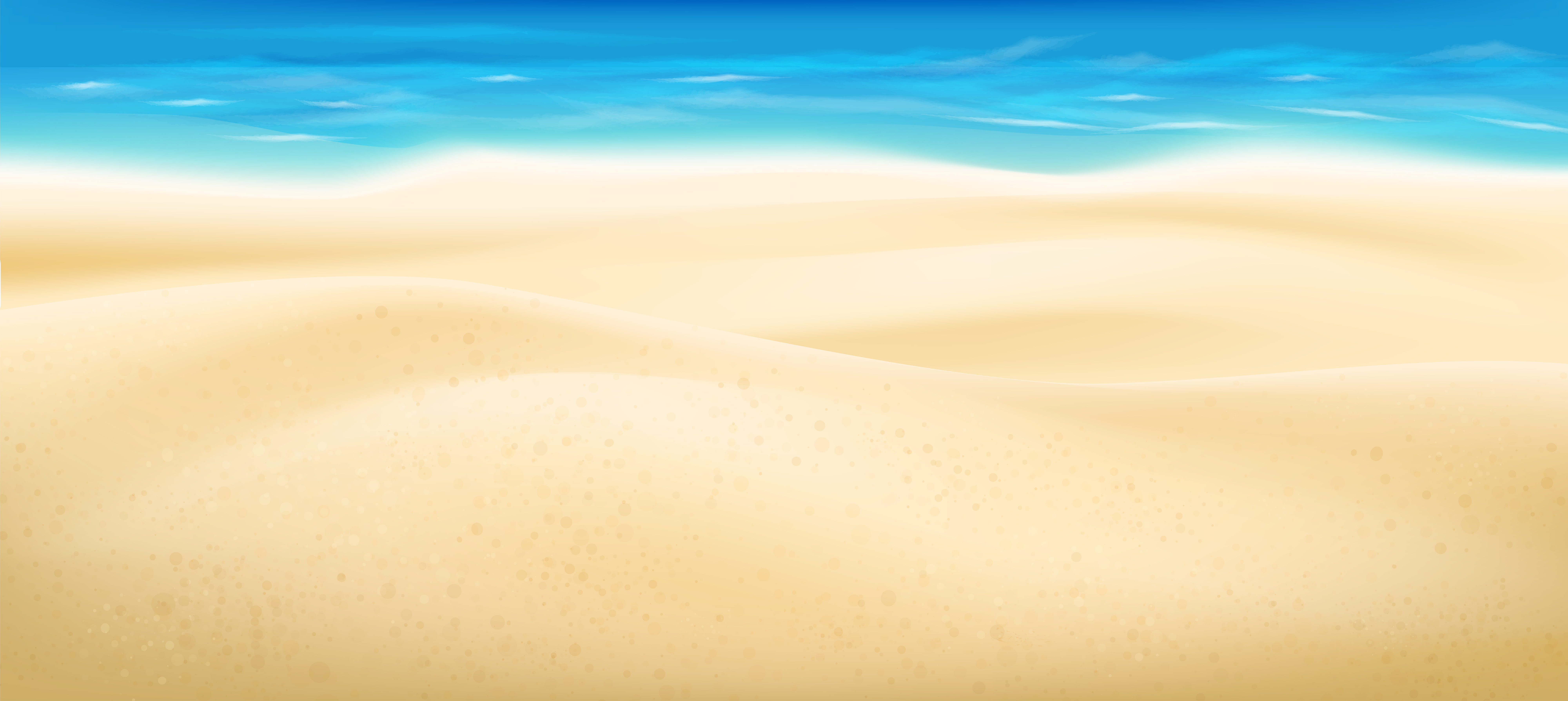 Sand clipart High and size full Art