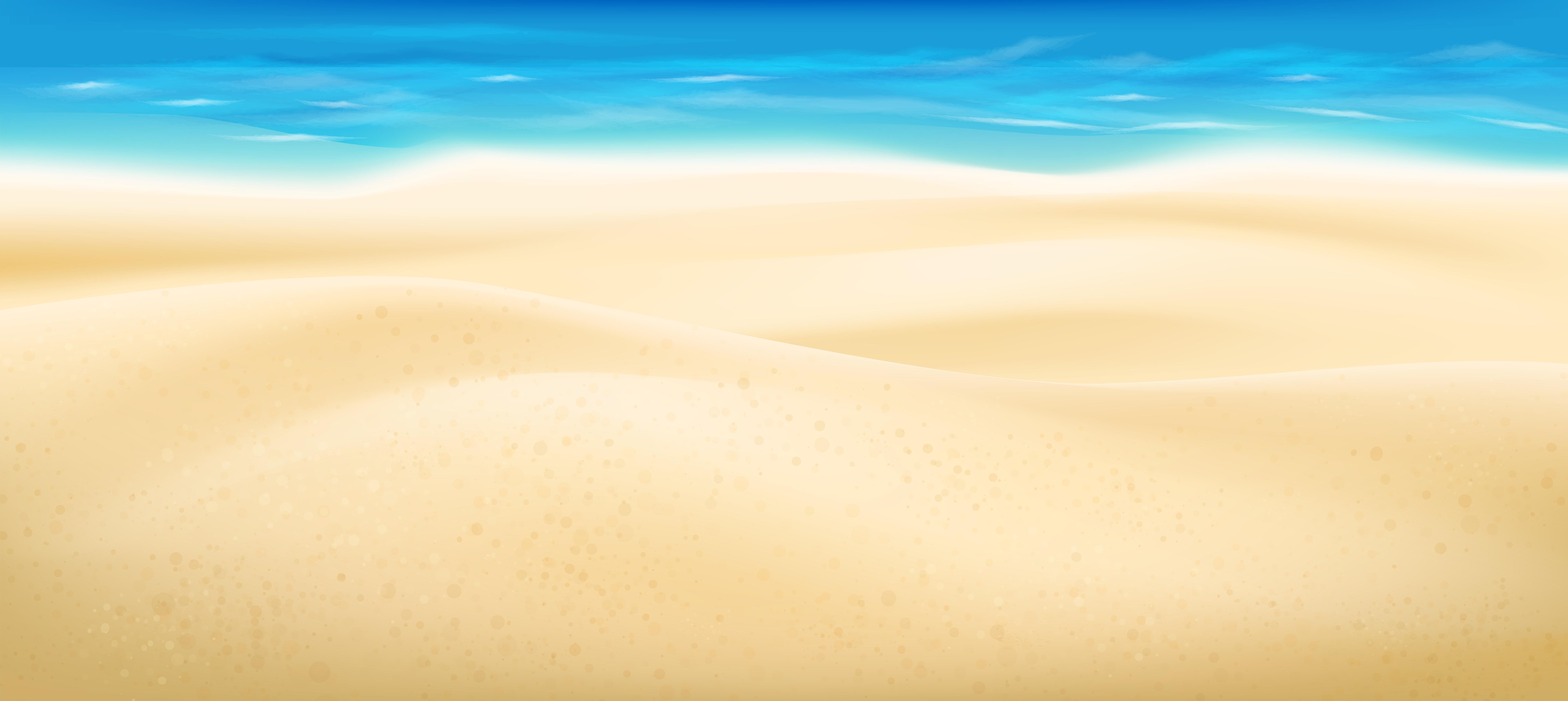 Sand clipart #13