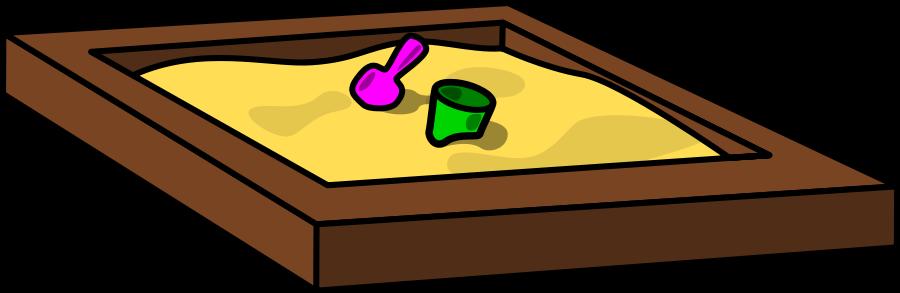 Sand clipart #14