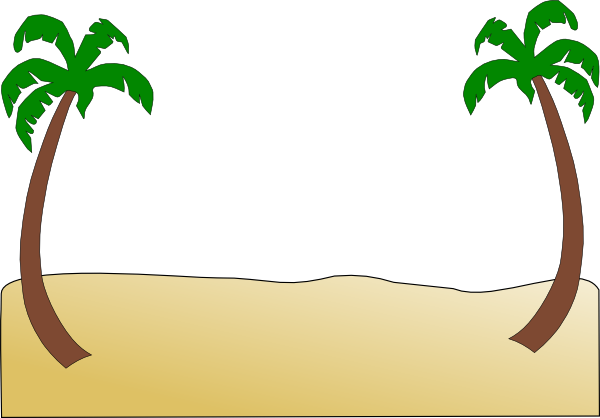 Sand clipart #7