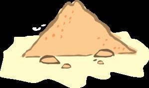 Sand clipart #2