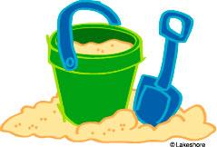 Sand clipart #8