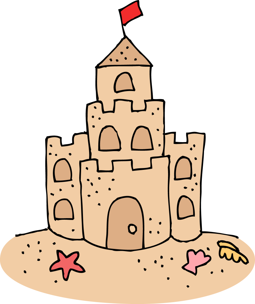 Castle clipart vector 2017 Grotto Party Community Center