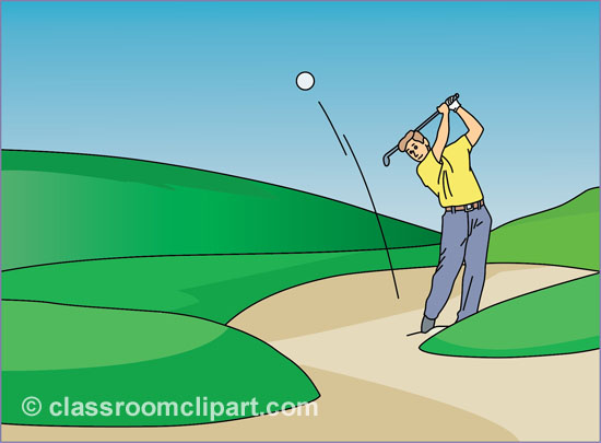 Golf Course clipart animated Golf Panda And Clipart Clipart