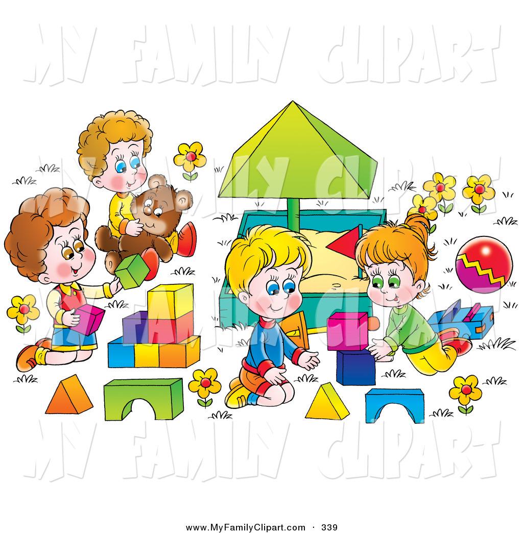 Teddy clipart children's #11
