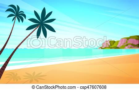 Sand clipart shore Sand Blue Sea Shore Sky
