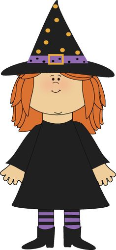 Witch clipart reading Clip Cute for Clip Witch