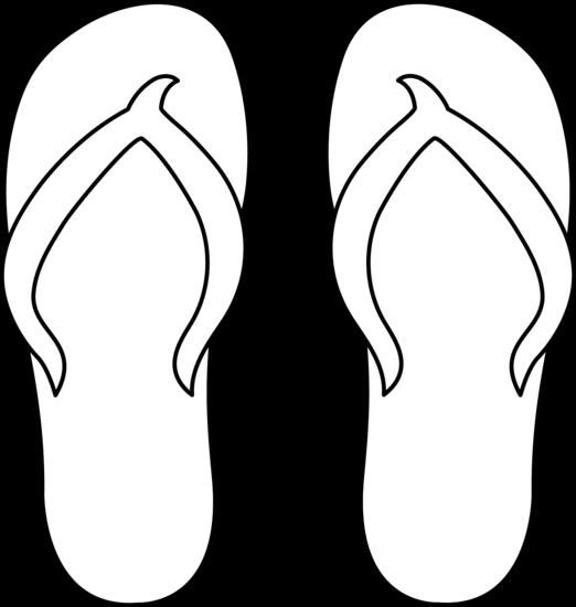 Sandal clipart #5