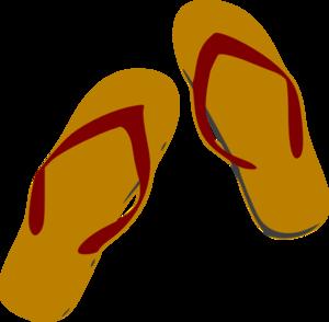 Sandal clipart #7