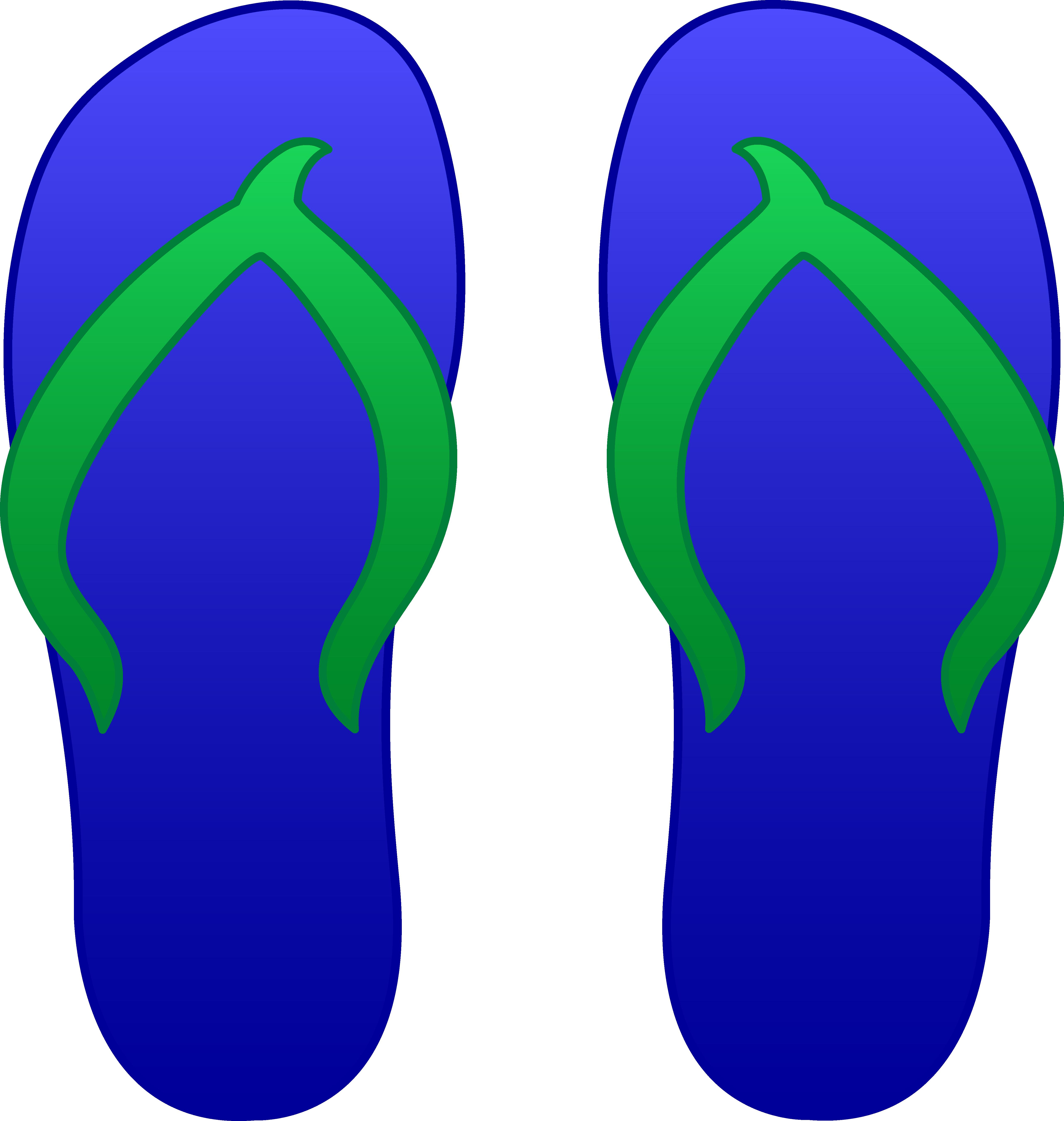 Sandal clipart #11