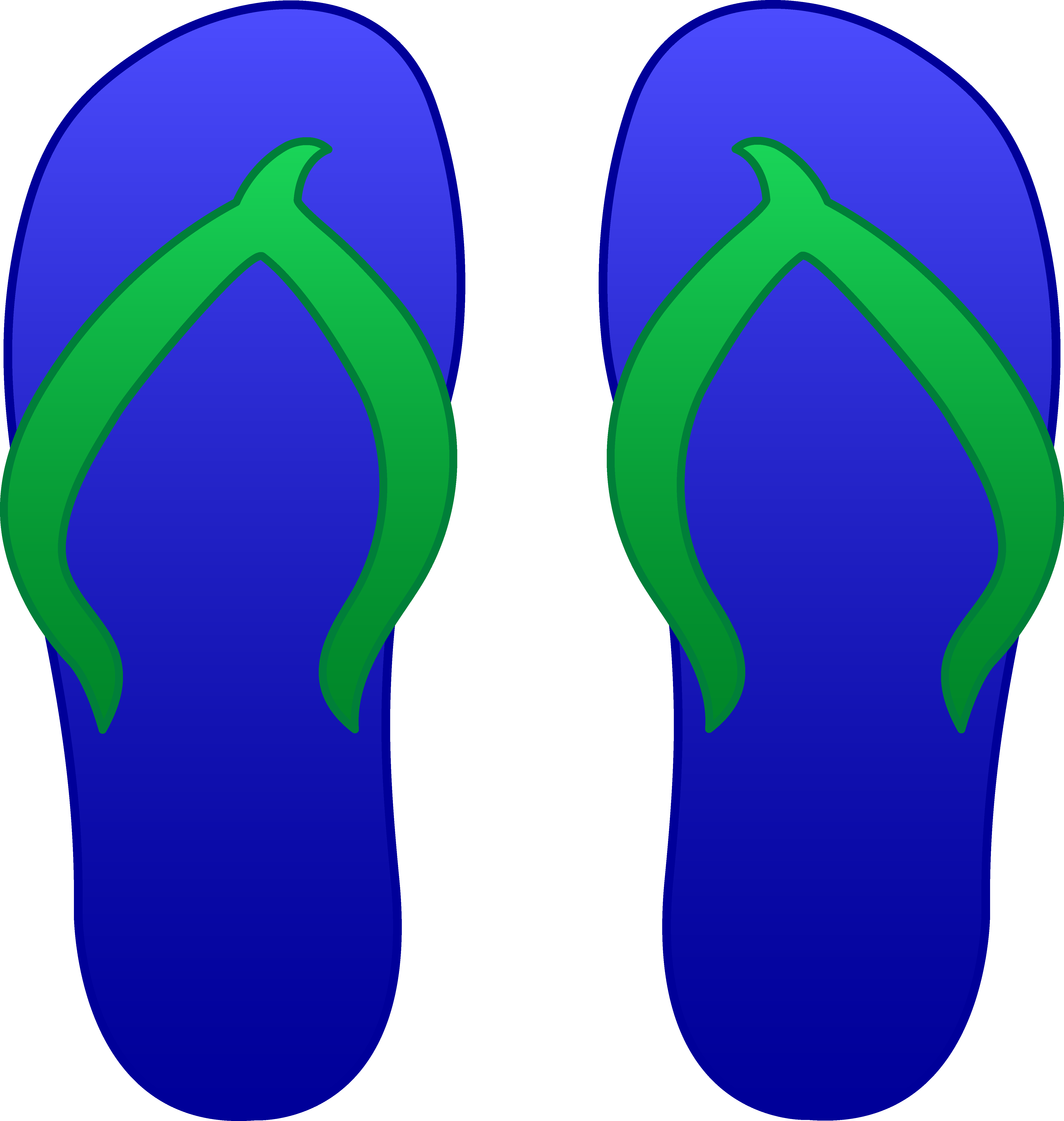 Sandal clipart summer shorts Free Clipart Sandal 20clipart Clipart