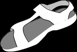 Sandal clipart #6