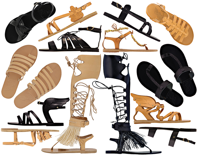 Sandal clipart ancient greek Ancient Sandals  Greek