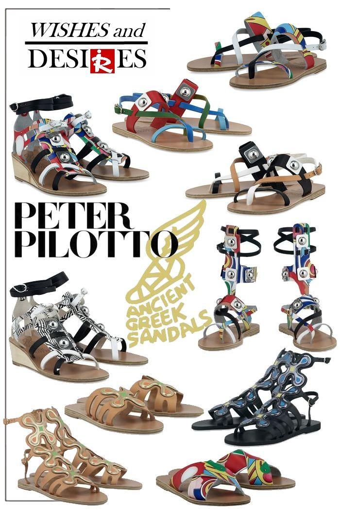 Sandal clipart ancient greek Greek Peter Sandals Redhead Pilotto
