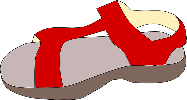 Sandal clipart ancient greek Might soft shoes slippers occasionally