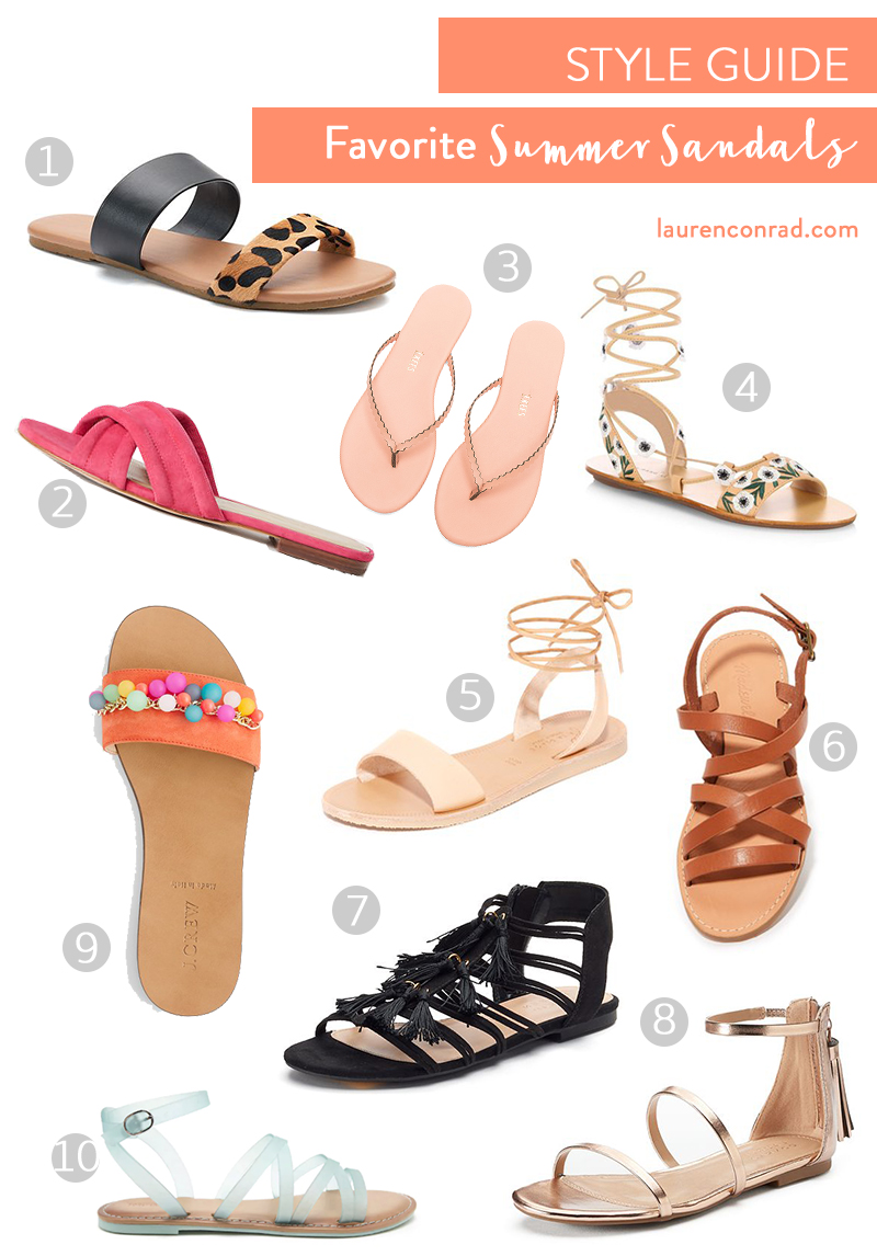 Sandal clipart july summer #10