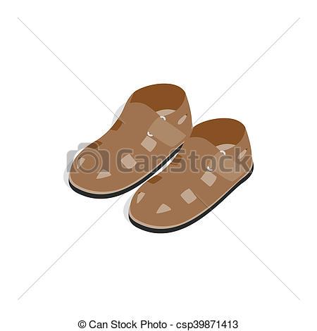 Sandal clipart men's Sandals sandals icon Mens csp39871413