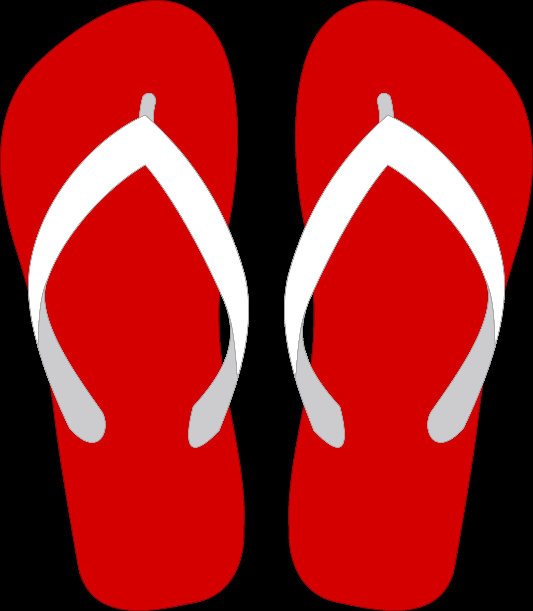 Sandal clipart slipper Clipart Flipflops 30 Flipflops 30