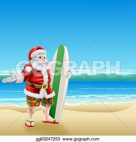 Sandal clipart surfer Surfboard Drawing the or and