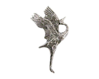 Sandhill Crane clipart metal #7