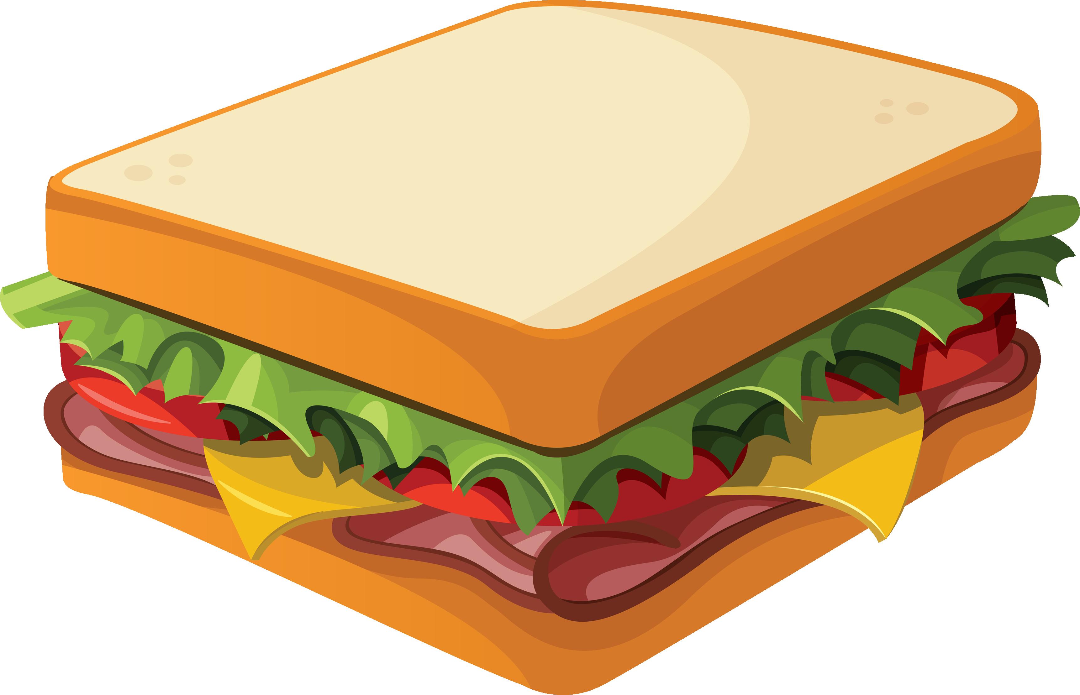 Breakfast clipart breakfast sandwich Panda Art Free sandwich%20clipart Clipart