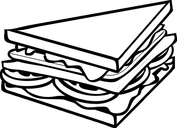 Sandwich clipart Free Clipart Clipart Sandwich Clip