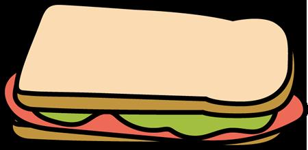 Ham clipart sandwhich Art For  Sandwich Sandwich