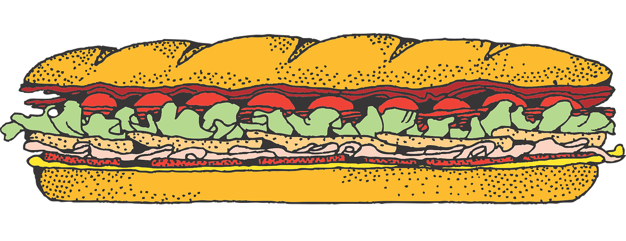 Sandwich clipart To Use Sanwich Art Clip