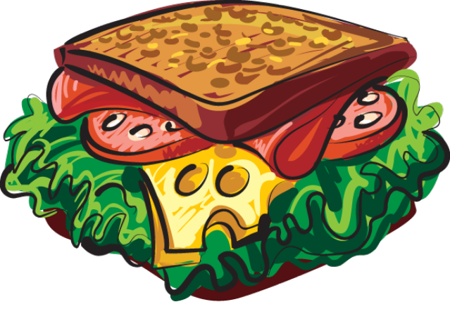 Sandwich clipart 2 Sandwich clipart clipart images