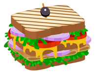 Club clipart sandwitch Kb clipart Clipart Clipart sandwich