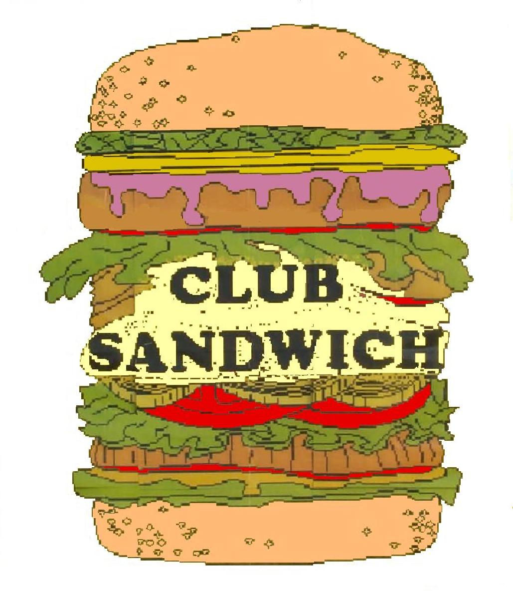 Club clipart sandwitch Club Sandwich  htm