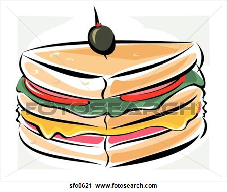 Club clipart sandwitch Clipart Clipart Sandwich Wrap sandwich%20drawing