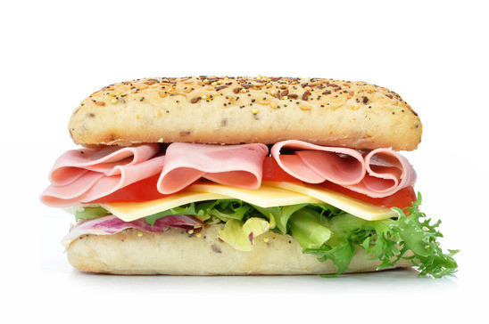 Sandwich clipart deli meat Review deli What Sub Processed