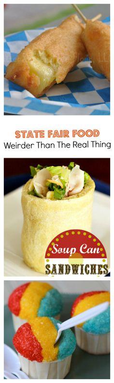 Sandwich clipart food fair Amazing Food Shake Fair State
