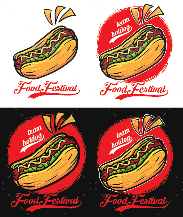 Sandwich clipart food festival Dog T Festival Hot Food