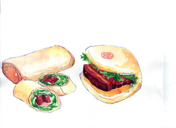 Sandwich clipart food festival Images on in Steamed on